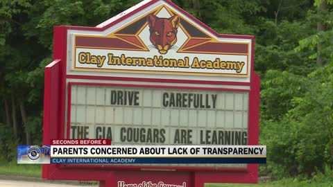 Police: Student arrested after taking gun to Clay International Academy